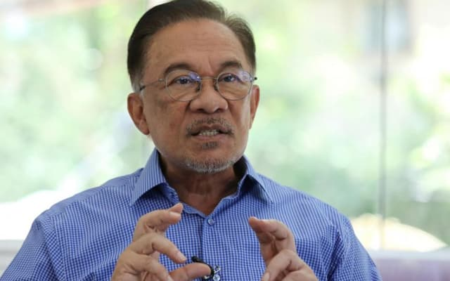 Anwar harus tampil sebagai watak pendamai