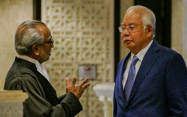 1MDB diuruskan oleh orang bodoh – peguam Najib