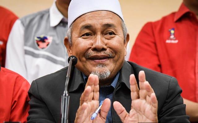 Akhirnya Tuan Ibrahim mengaku masalah air di Kelantan serius