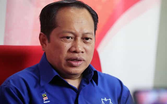 """""""Disember 2018 lagi saya dah cadang Akta Lompat Parti"""", kata Ahmad Maslan"""