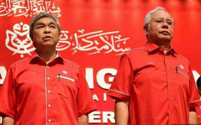 Zahid dan Najib antara kontak rapat Tajuddin