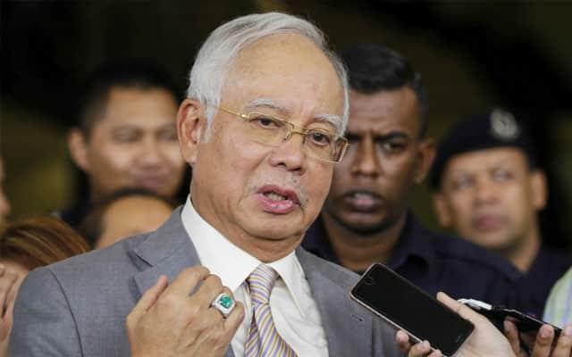 Najib beri bayangan k'jaan PN tidak akan ubah syarat moratorium, i-Sinar