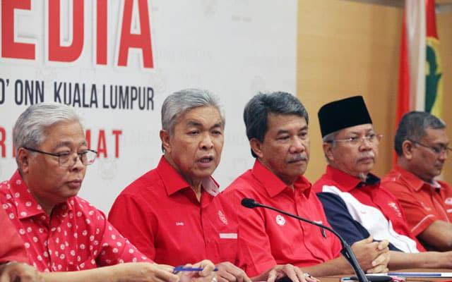 Polemik 'tolak bajet' akhirnya menguntungkan Umno