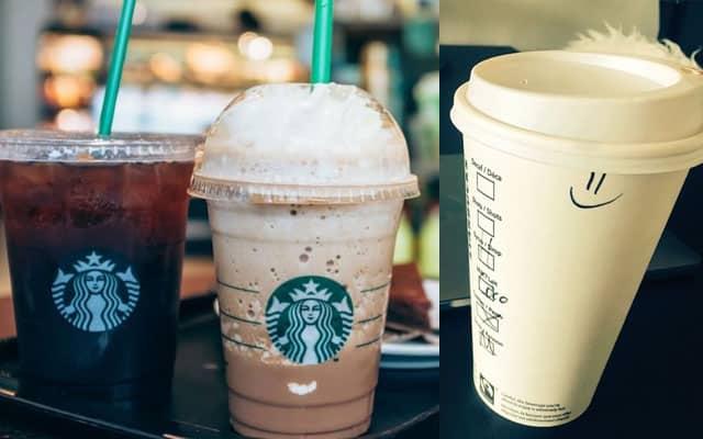 Starbucks disaman RM59,000 kerana lukis muka 'mata sepet' pada cawan pelanggan
