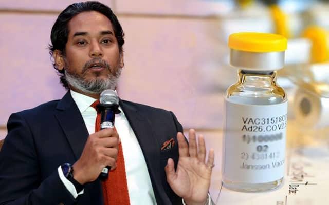 Malaysia bakal dapat bekalan Vaksin Johnson & Johnson pula
