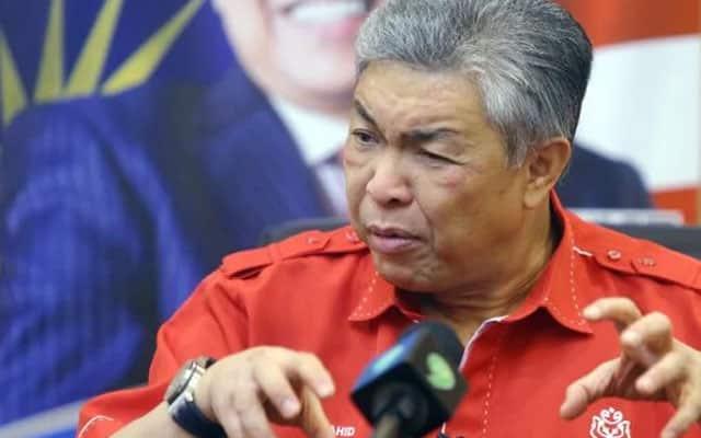Perlu tubuh kabinet khas untuk imbangi kuasa eksekutif waktu darurat – Zahid
