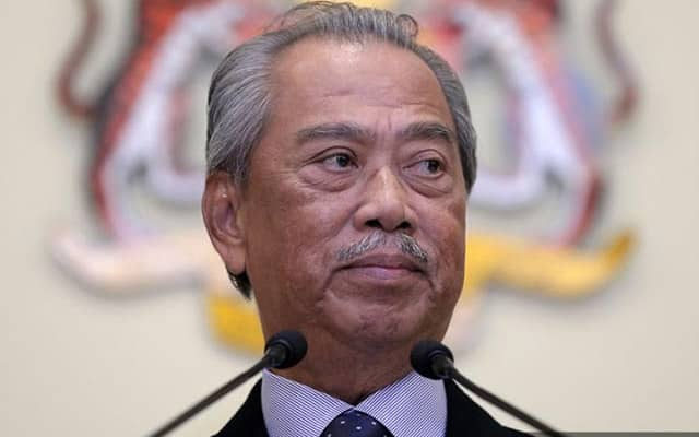 Muhyiddin mengeluh duit kerajaan habis tapi masih lantik Timb Menteri baru