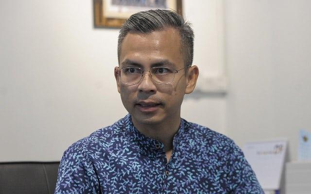 Fahmi Fadzil dipanggil Polis susulan perhimpunan solidariti Fahmi Reza