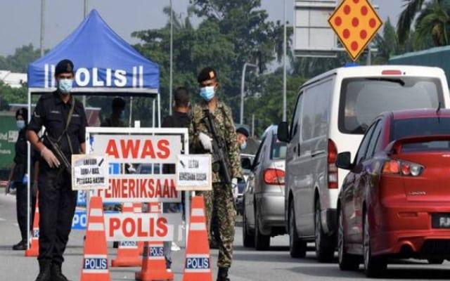 Kelulusan rentas negeri hanya dibenarkan Isnin hingga Khamis – Polis