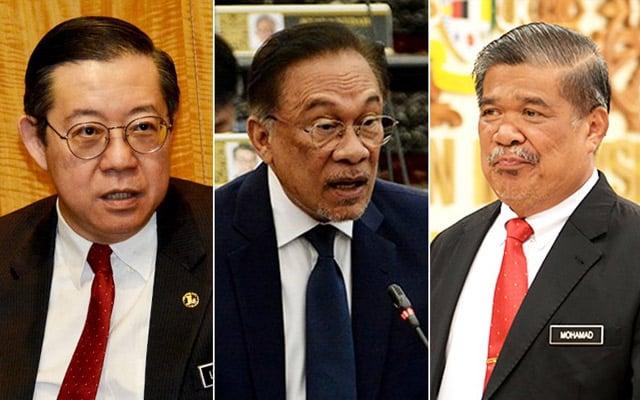 Pemimpin PH adakan mesyuarat petang ini bincang tawaran PM
