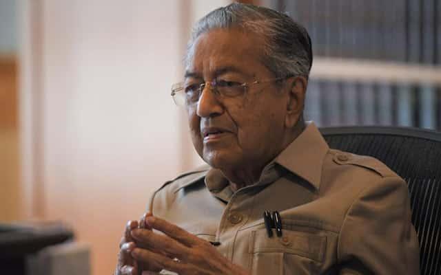 Majlis Pemulihan Negara, Mahathir luah rasa kecewa