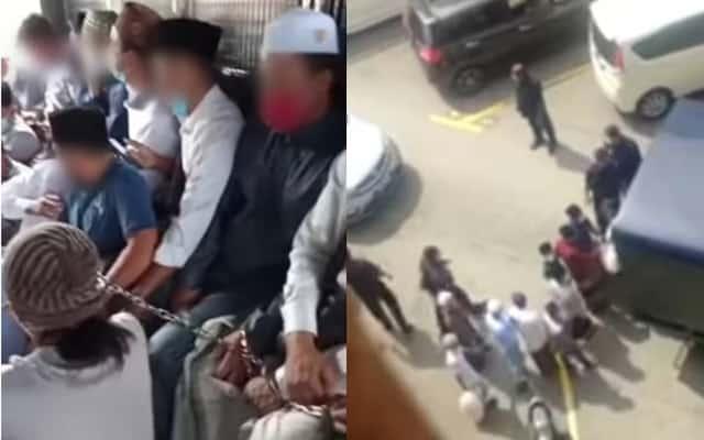 Siap buat jamuan Aidiladha, 30 warga asing ditahan