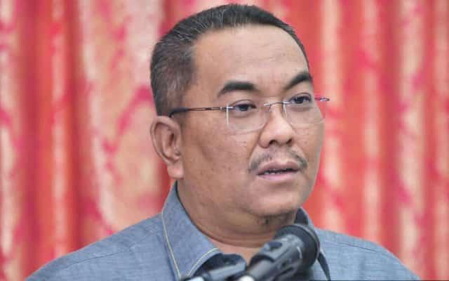 Pandu uji Raptor : Setiausaha Akhbar pertahan Sanusi, 'tersalah tafsir' SOP