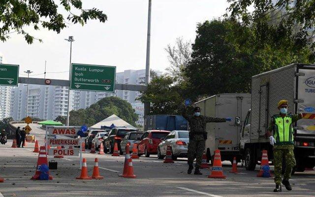 Najib cadang 'total lockdown' paling ketat 7 hari